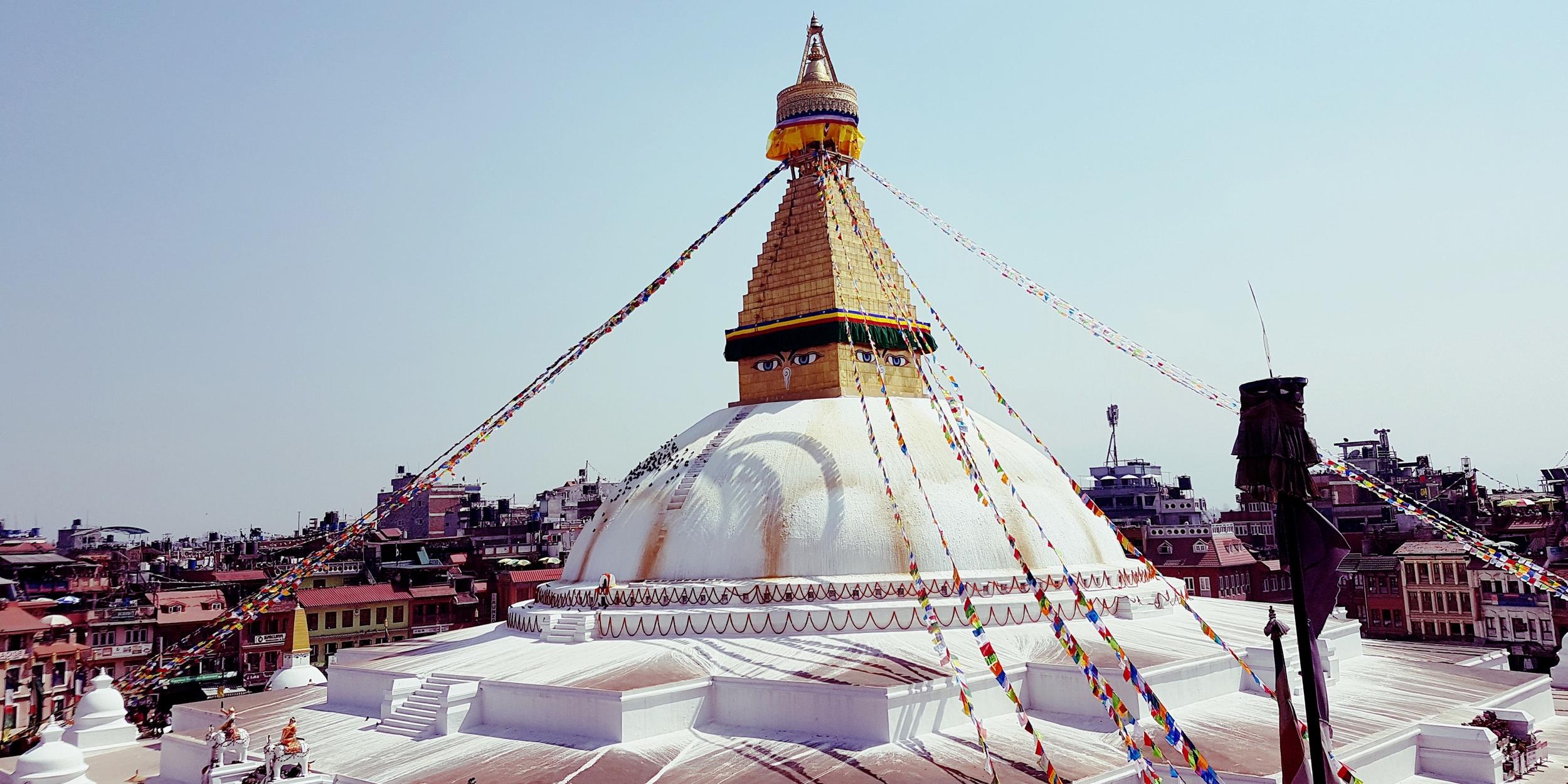 Tour in Kathmandu