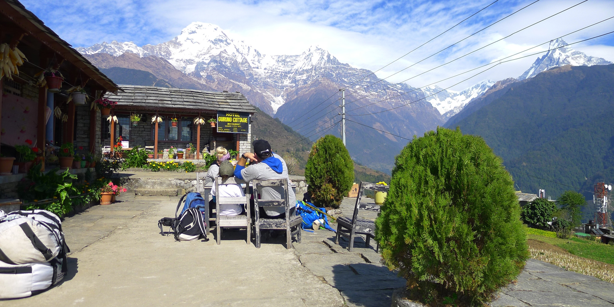 Annapurna Luxury Lodge Trekking