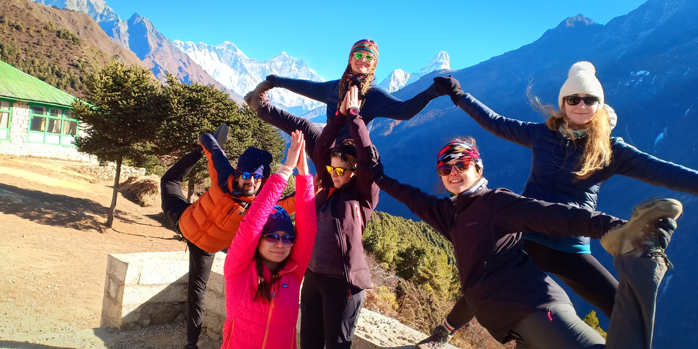 Everest Panorama Yoga Trek