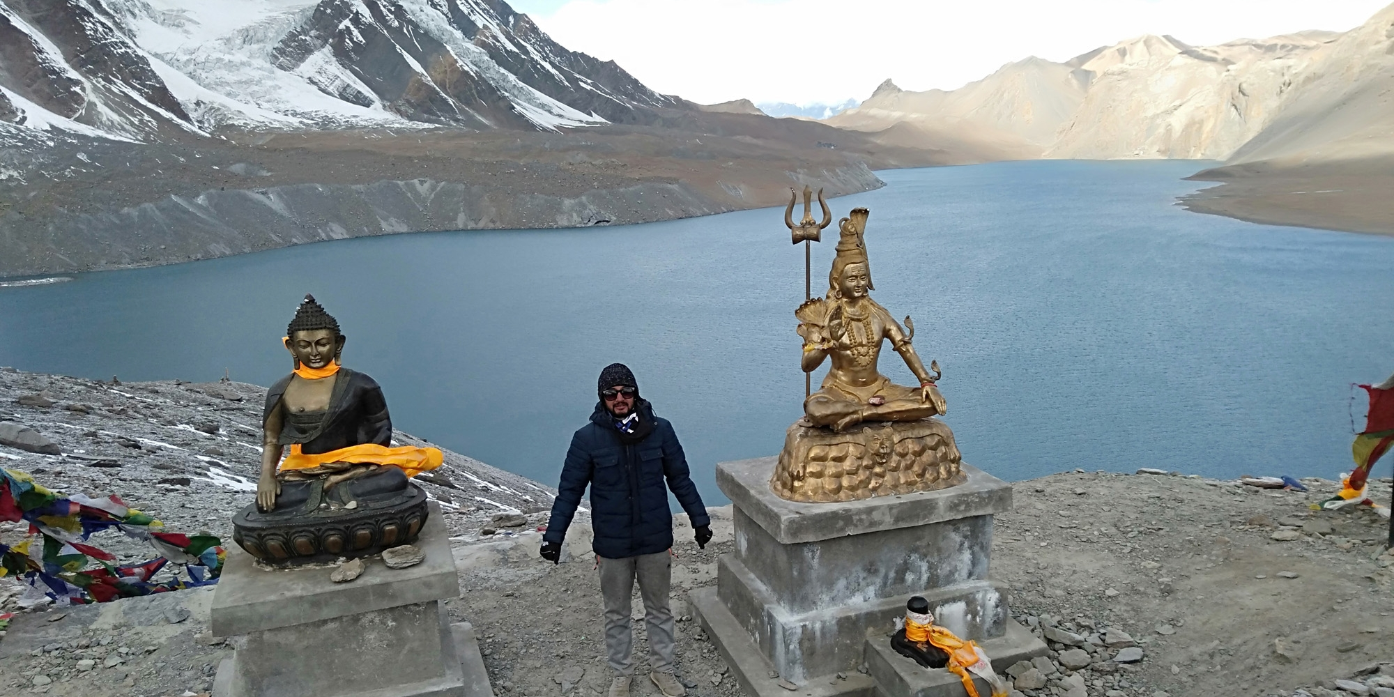 Tilicho Lake And Mesokanto-La Pass Trekking