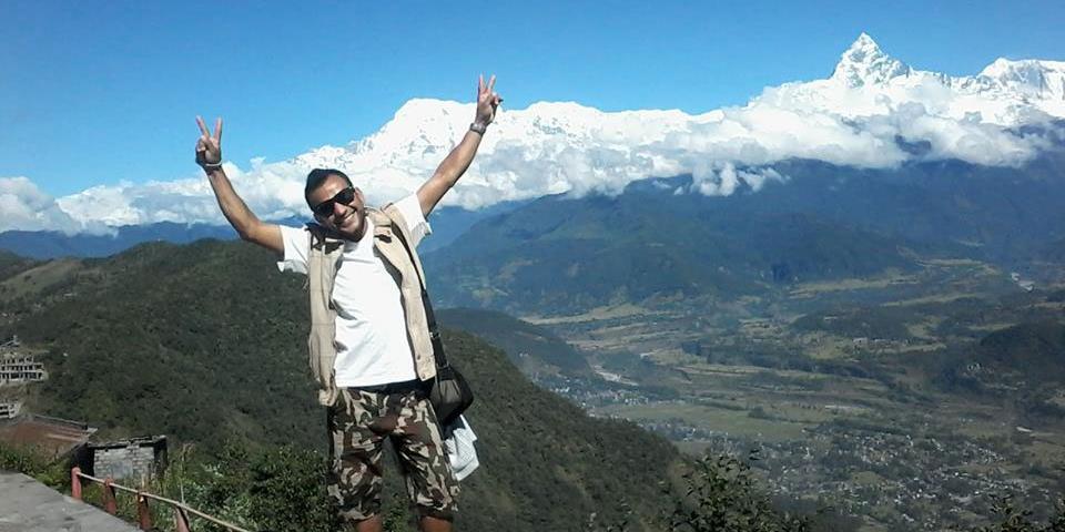 Sarangkot Day Hiking in Pokhara