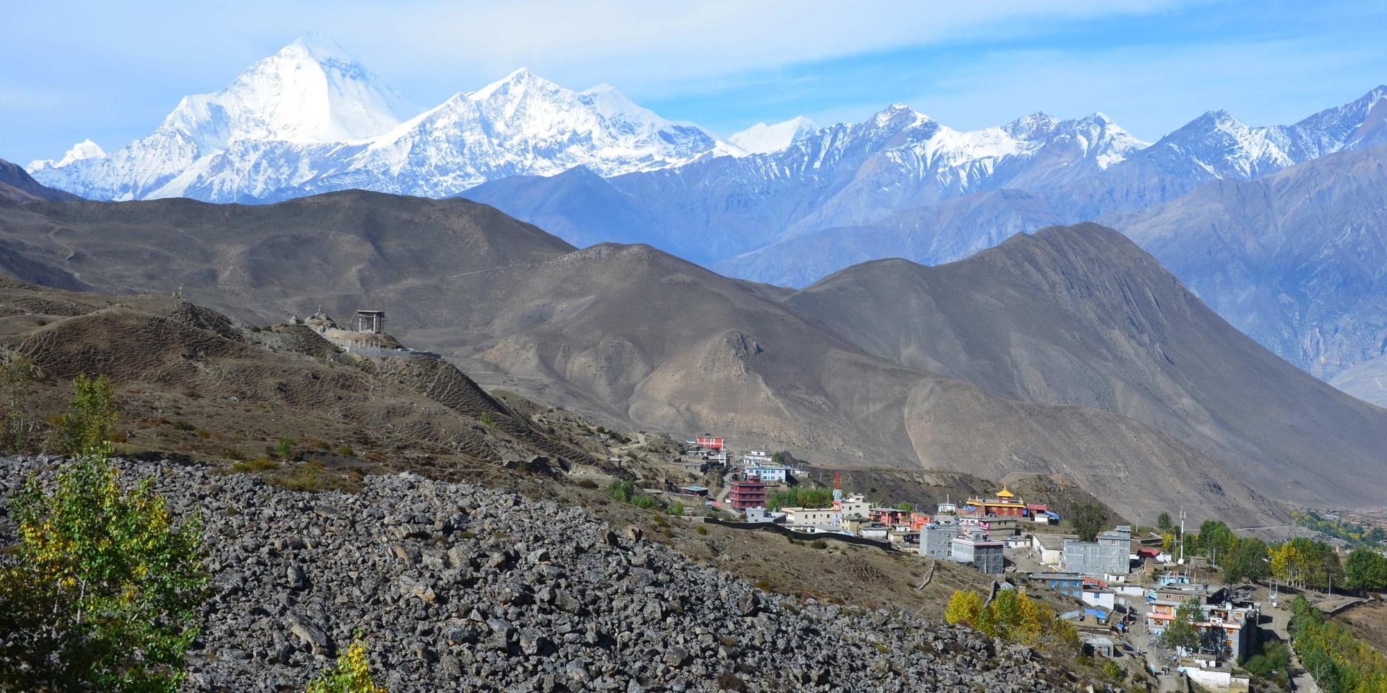 Kali Gandaki to Muktinath Trek
