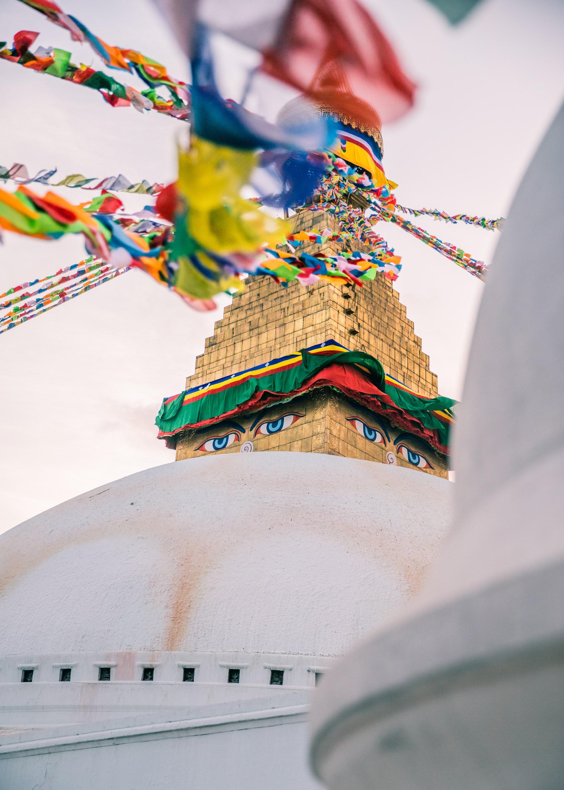 Syowanbhunath Stupa, Kathmandu