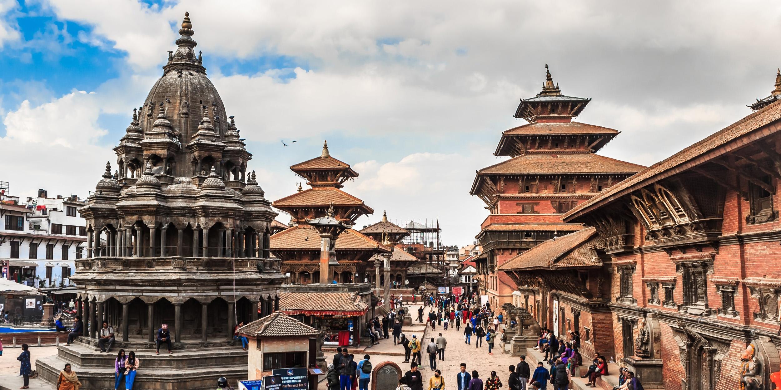 Patan City Day Tour