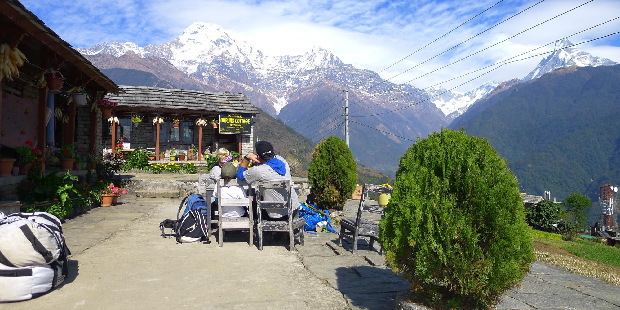 Annapurna Luxury Lodge Trekking