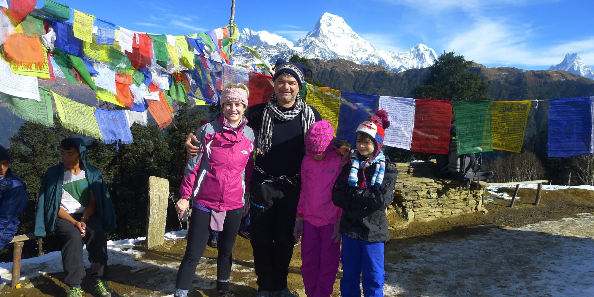Annapurna Dhaulagiri Panorama Trekking