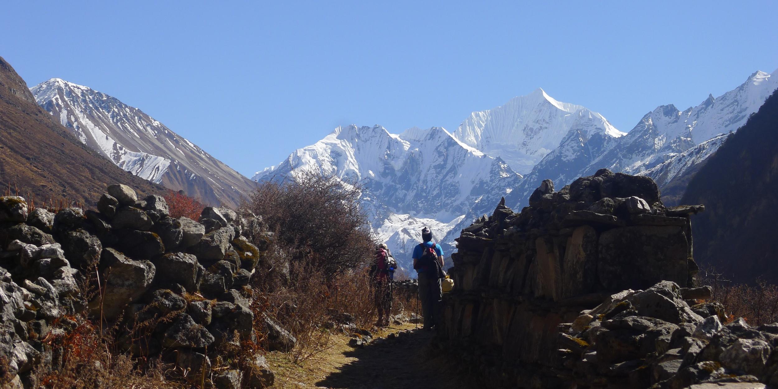 Slow and Easy Trekking in Langtang