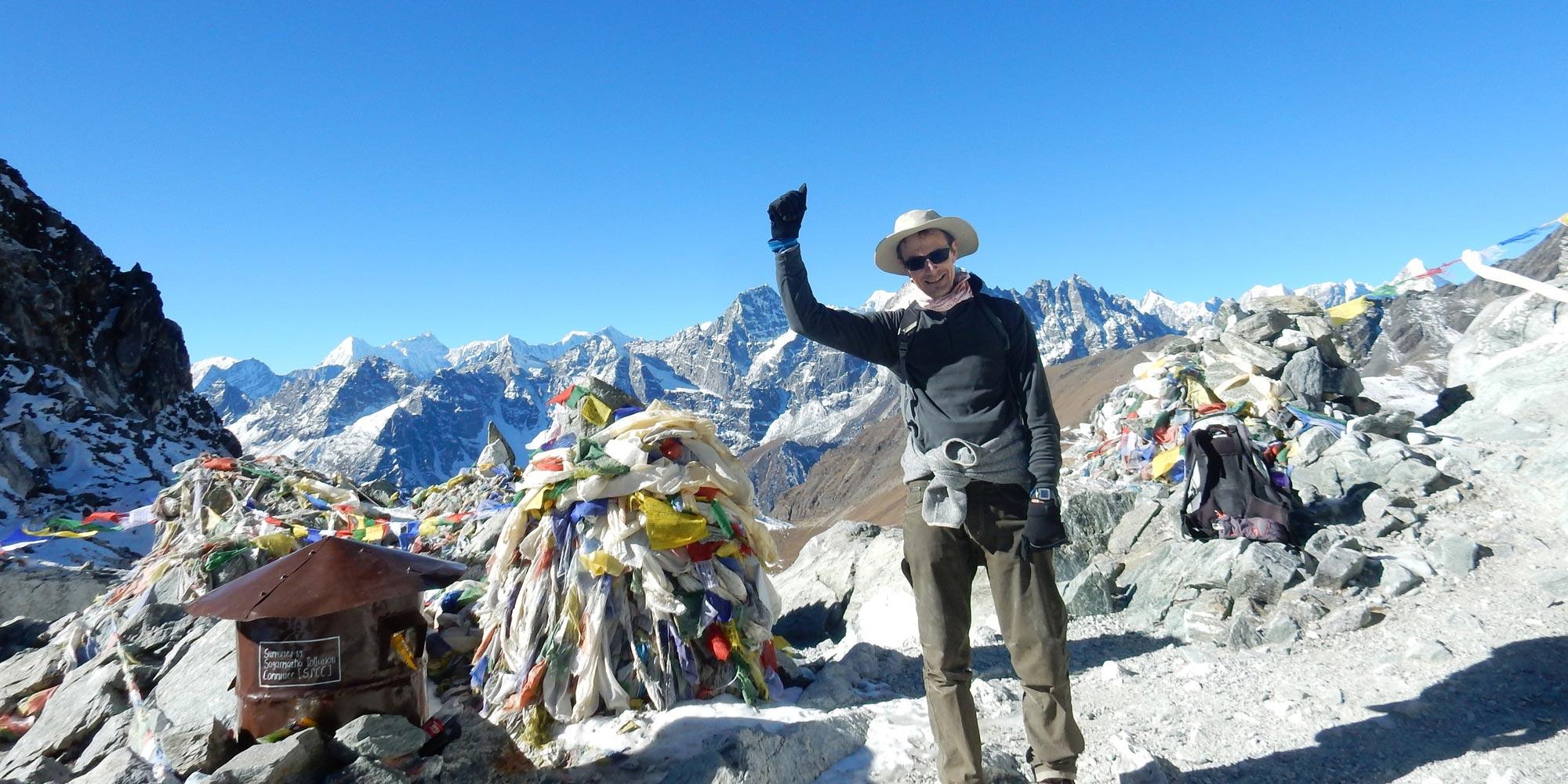 Gokyo Cho La Pass Trekking